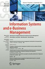 Information Systems and e-Business Management
