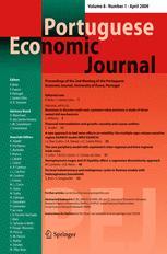 Portuguese Economic Journal