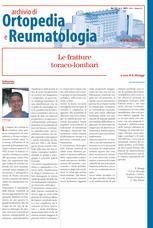 Archivio di Ortopedia e Reumatologia