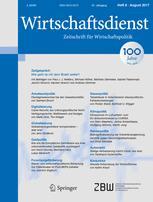 Wirtschaftsdienst 8/2017