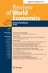 Weltwirtschaftliches Archiv