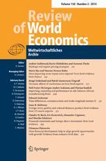 Review of World Economics