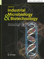 Journal of Industrial Microbiology and Biotechnology