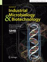 Journal of Industrial Microbiology & Biotechnology
