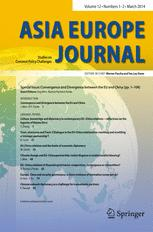 Asia Europe Journal