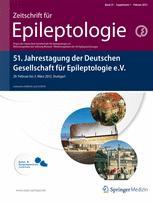 Zeitschrift für Epileptologie 1/2012