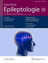 Zeitschrift für Epileptologie 2/2017