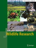 European Journal of Wildlife Research