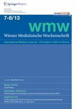 Wiener Medizinische Wochenschrift