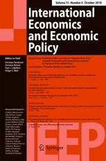 International Economics and Economic Policy