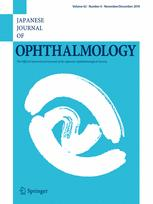 Japanese Journal of Ophthalmology