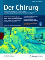 Der Chirurg 8/2017