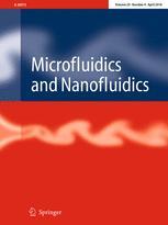 Microfluidics and Nanofluidics