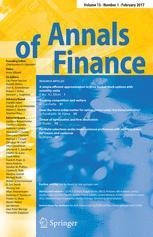 Annals of Finance 1/2017