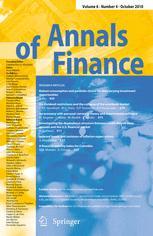 Annals of Finance