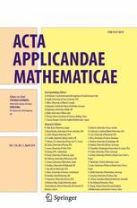 Acta Applicandae Mathematicae