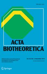 Acta Biotheoretica