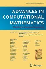 Advances in Computational Mathematics