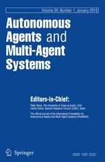 Autonomous Agents and Multi-Agent Systems