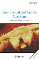Experimental & Applied Acarology
