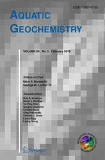 Aquatic Geochemistry