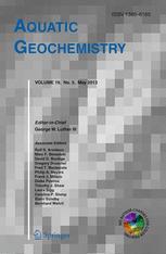 Aquatic Geochemistry