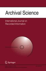 Archival Science