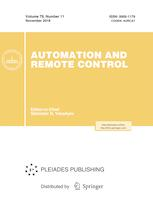 Automation and Remote Control