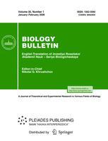 Biology Bulletin