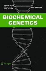 Biochemical Genetics