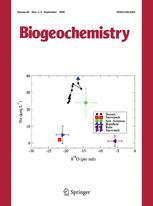 Biogeochemistry