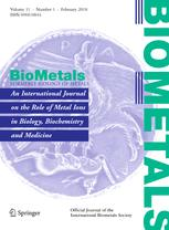 Biology of Metals