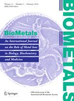 Biology of Metals
