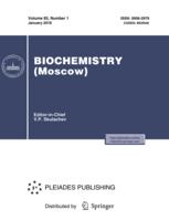 biochemistry moscow springer biochemistry moscow