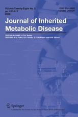 Journal of Inherited Metabolic Disease
