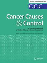 Cancer Causes & Control
