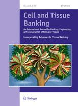 Cell and Tissue Banking