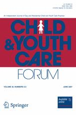 Child and Youth Care Forum