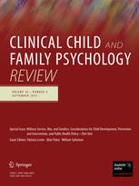 Clinical Child and Family Psychology Review