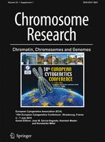 Chromosome Research