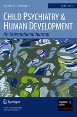 Child Psychiatry & Human Development