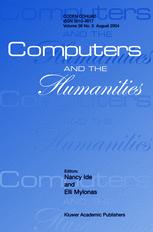 Computers and the Humanities
