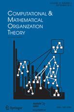 Computational & Mathematical Organization Theory