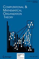 Computational and Mathematical Organization Theory