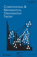 Computational and Mathematical Organization Theory