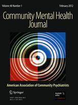 Community Mental Health Journal