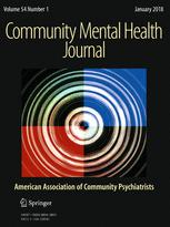 Community Mental Health Journal