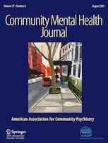 社区心理健康杂志