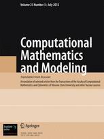 Computational Mathematics and Modeling