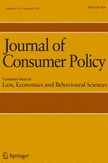 Journal of Consumer Policy